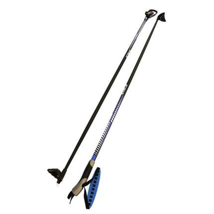 Палки лыжные STC 120 Sable XC Cross Country Blue 100% стекловолокно