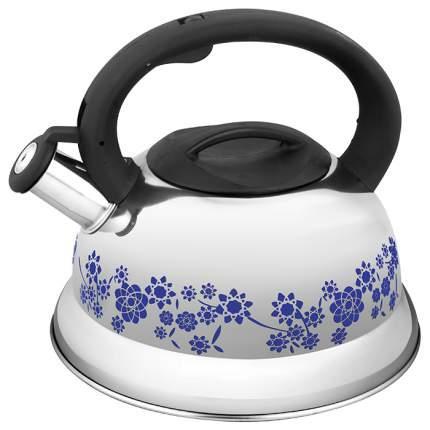 Чайник для плиты WEBBER BE-0522, 3л, меняет цвет при закипании