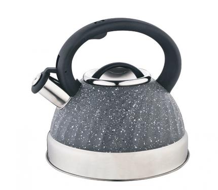 Чайник для плиты ALPENKOK AK-518 со свистком 3,0л