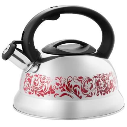 Чайник для плиты WEBBER BE-0520 3л, меняет цвет при закипании