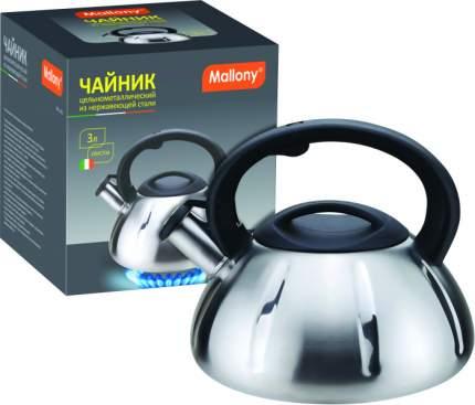 Чайник для плиты MALLONY MAL-066 со свистком
