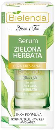 Сыворотка для лица Bielenda Green Tea 195446 15 мл