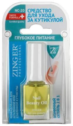 Витаминный коктейль для ногтей ZINGER Глубокое питание NC-20 12 мл
