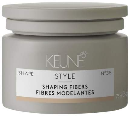 Воск Keune Style Shaping Fibers №38, 75 мл