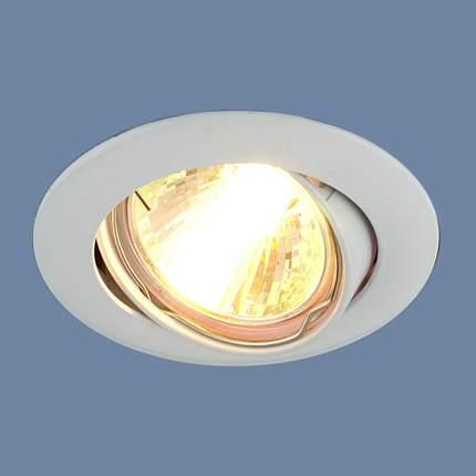 Встраиваемый светильник Elektrostandard Kolidora 104S MR16 WH