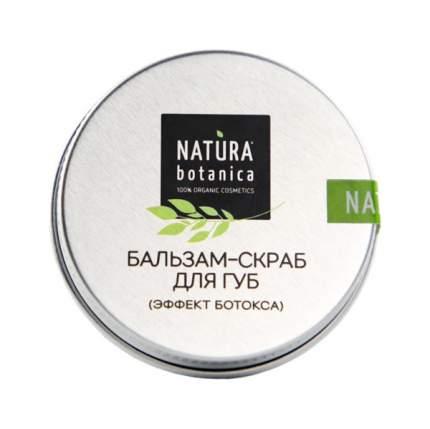 Скраб для губ Natura Botanica Эффект ботокса 30 г