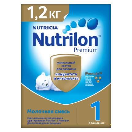 Молочная смесь Nutrilon Premium от 0 до 6 мес. 1200 г