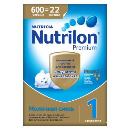 Молочная смесь Nutrilon Premium от 0 до 6 мес. 1 200 г