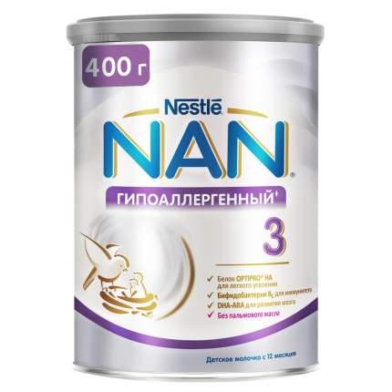 Молочная смесь NAN Optipro HA 3 от года 400 г