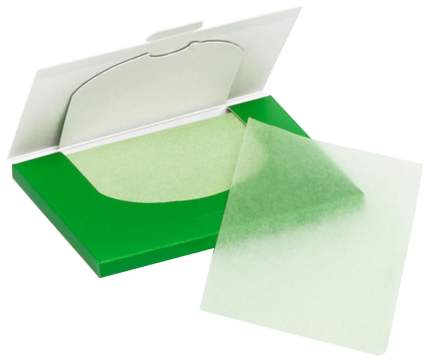 Салфетки для лица Almea Oil-control, 80 шт.