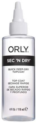 Сушка ORLY Sec'n Dry 118 мл