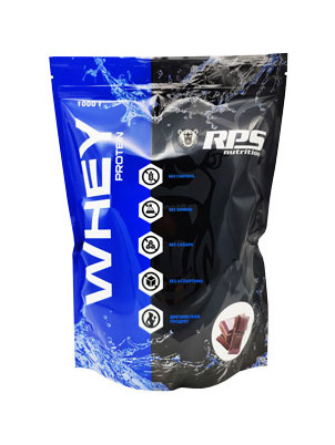 RPS Nutrition Whey Protein 1000g (1000 г), Двойной шоколад