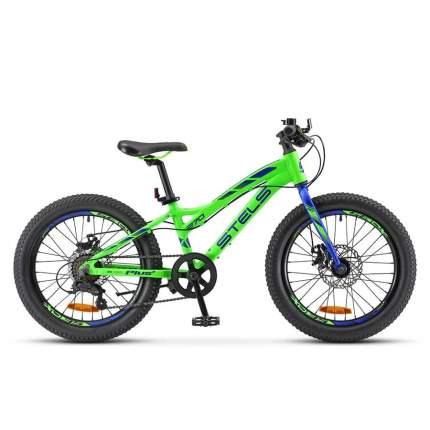 "Велосипед Stels Pilot 270 MD +  V010 2020 20"" зеленый"