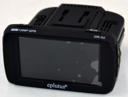 Видеорегистратор с радар-детектором Eplutus GR-92