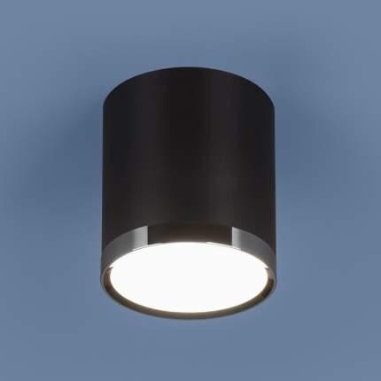 Встраиваемый светильник Elektrostandard DLR024 6W 4200K Черный