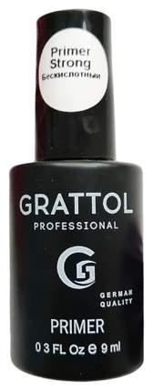 База Grattol Primer acid-free Strong 9 мл