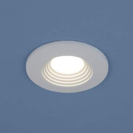 Встраиваемый светильник Elektrostandard 9903 LED 3W COB WH белый