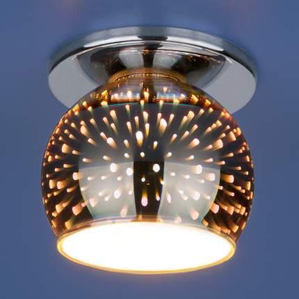 Точечный встраиваемый светильник Elektrostandard 1103 G9 SL Зеркальный a037516