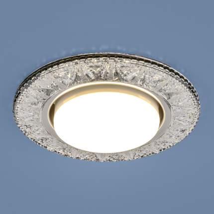 Точечный встраиваемый светильник Elektrostandard 3022 GX53 CL Прозрачный a037066