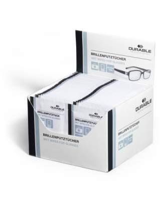 Чистящие салфетки для оптики DURABLE D5853-02 100 шт