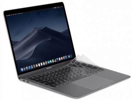 Защитная накладка Moshi ClearGuard для клавиатуры MacBook Air 13 2018 Clear