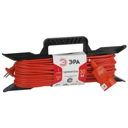 Удлинитель силовой ЭРА Б0017611 , 1 розетка , 30 м