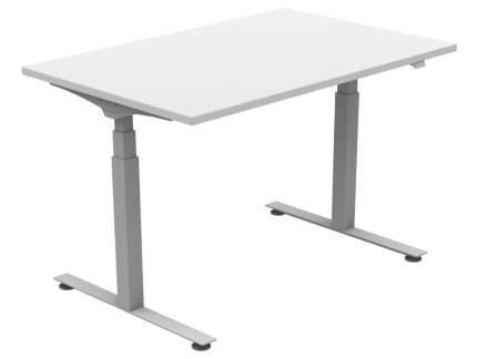 Компьютерный стол Ergotrade Office EO456, белый премиум
