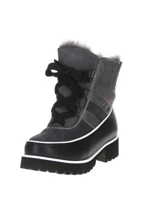 Ботинки женские El Tempo CC166_770463-1 серые 36 RU
