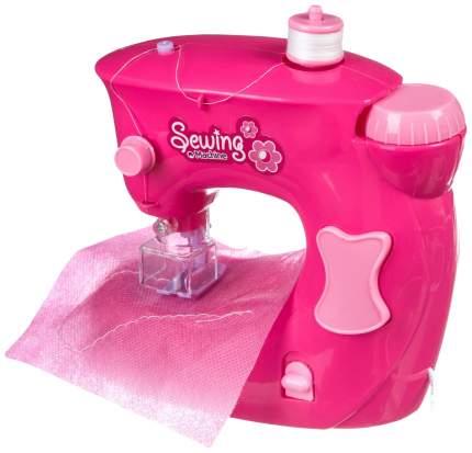 Игрушечная швейная машинка Bondibon Я умею шить розовая ВВ4594