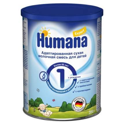 Молочная смесь Humana Expert 1 от 0 до 6 мес. 350 г
