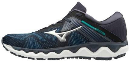 Кроссовки Mizuno Wave Horizont 4, темно-синие/серебрянные/синие, 8 UK