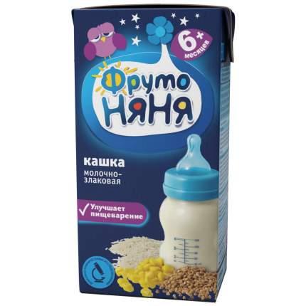 Каша молочная ФрутоНяня Злаковая с 6 мес. 200 г