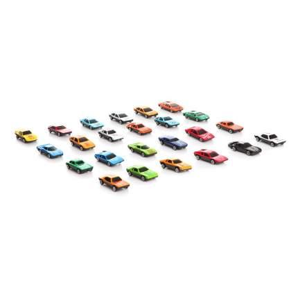 Набор спортивных машин Global Way Shares Turbo Racer, 25 шт.