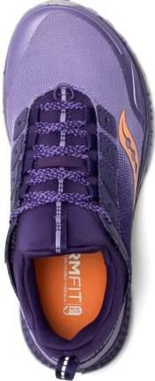 Кроссовки Saucony Mad River Tr, purple/peach, 7 US