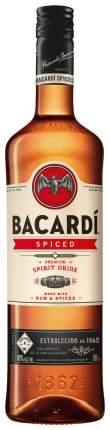 Нап.спиртной Бакарди Спайсд 40% 0,7л