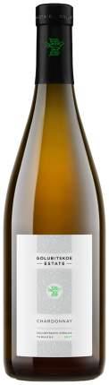 Вино Голубицкое Шардоне бел.сух.0,75