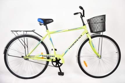 """Велосипед Torrent Romantic, дорожный, 1скорость (28"""" / 20"""" / Зеленый)"""