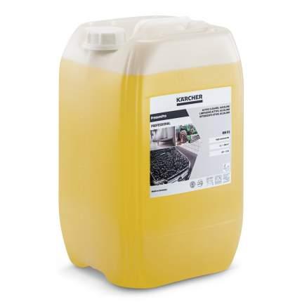 Активное концентрированное щелочное чистящее средство Karcher 6.295-557.0 RM 81 20 л