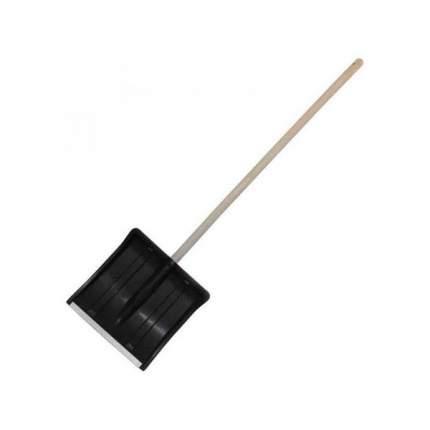 Лопата для уборки снега ЭлБЭТ Дворик без черенка