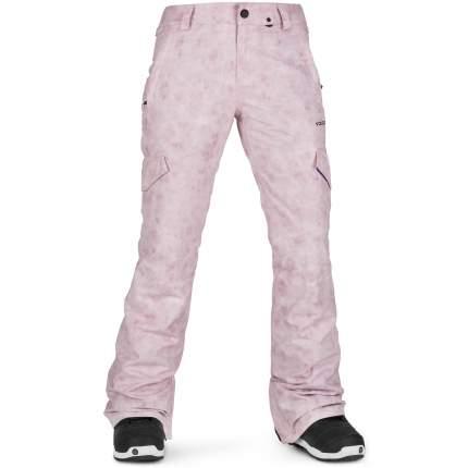 Спортивные брюки Volcom Bridger Ins Pant, pink, L