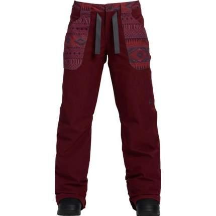 Спортивные брюки Burton Wb Veazie Pt, ptroyl/prfrya, M
