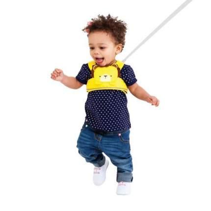 Вожжи детские Trunki желтый Лирой