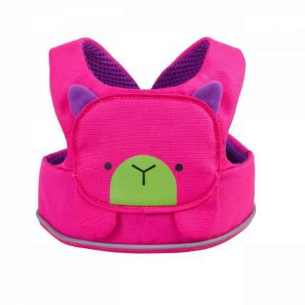 Вожжи детские Trunki розовый Бэтси