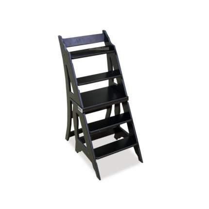 Стул стремянка Мебель Welcome СТ-5-ВН, коричневый