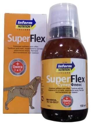 Super Flex для собак для улучшения подвижности суставов 150 мл