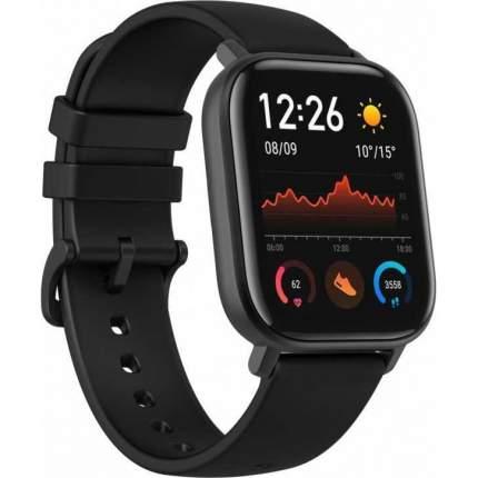 Смарт-часы Amazfit GTS Obsidian Black (AMF-6970100373462)