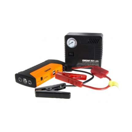 Пуско-зарядное устройство с компрессором CARCAM JUMP STARTER PZY-10+