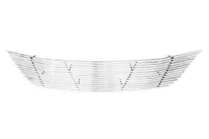 Накладка решетки бампера Fancycar для Hyundai i30 II GD (2012+), нижняя, профиль 6,5 мм, н