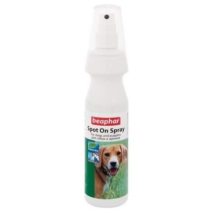 Спрей для собак против блох, вшей, клещей, комаров Beaphar Spot On Spray, 150 мл