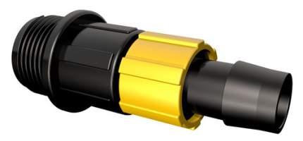 СКЛ-20Р16Л Фитинг-переходник для систем капельного полива